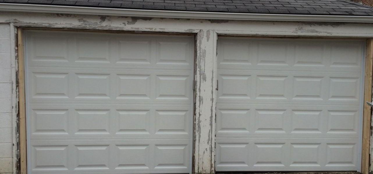 Garage Door 8 u2013 After & Garage Door 8 - After - Columbus City Garage Doors pezcame.com
